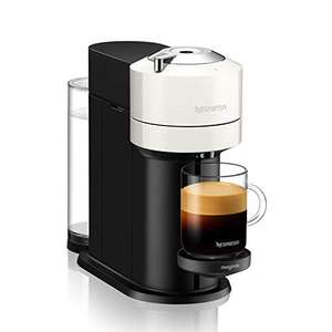 Nespresso Vertuo Next, by Magimix - White , 11706 - Claim 100 coffee capsules plus 2 months' £96.99 @ Amazon