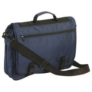 Messenger Bag For School, College and Work (Dark Blue) £4.99 with prime (+£4.49 non prime) @ Amazon