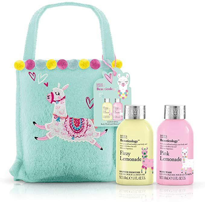 Baylis & Harding Beauticology Llama Small Bag £4 (Prime) + £4.49 (non Prime) at Amazon