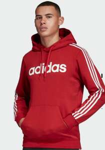 Adidas essentials 3 stripes hoodie £17.98 for Adidas creators club members