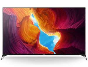 Sony BRAVIA KD65XH9505BU (2020) 65 inch 4K HDR Full Array LED TV £1299 @ Simply Electricals