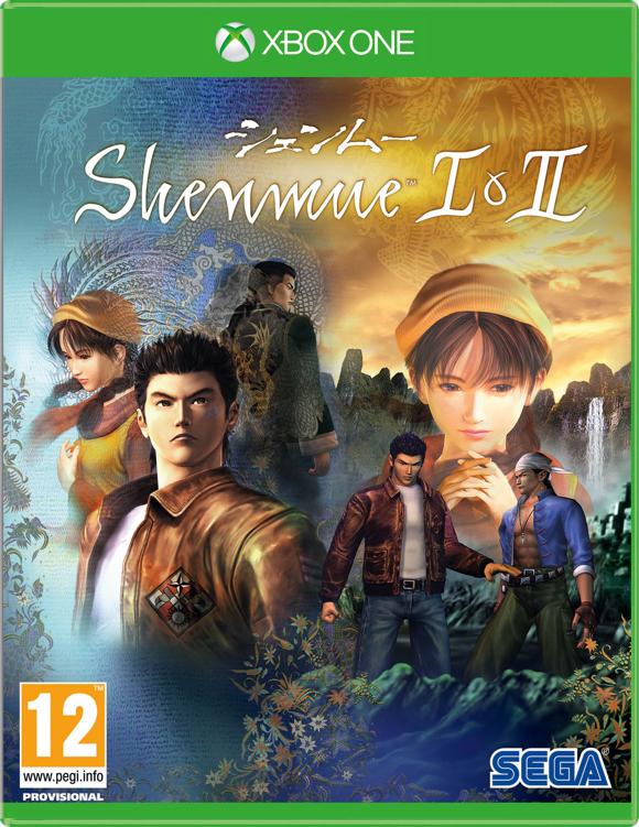 [Xbox One] Shenmue I & II - £6.24 @ Microsoft Store