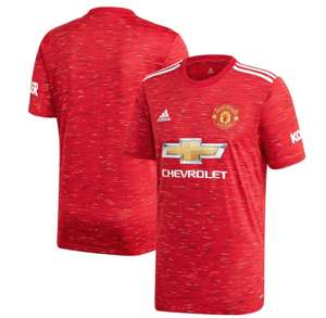 25% off on kitbag, including football tops e.g Manchester United Home Shirt 2020-21 £48.71