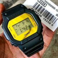 Casio G Shock DW-5600BBMB-1ER Black and Gold Unisex Watch from £47.42 @ Watches2u Online