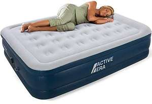 Active Era Premium King Size Air Bed with a Built-in Electric Pump and Pillow - £52.49 Sold by One Retail Group and Fulfilled by Amazon