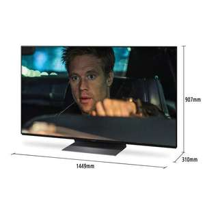 """Panasonic TX-65GZ1000 65"""" UHD 4K OLED TV 5 Year Warranty - £1,699 / Free local delivery in Wales @ Vaughans"""