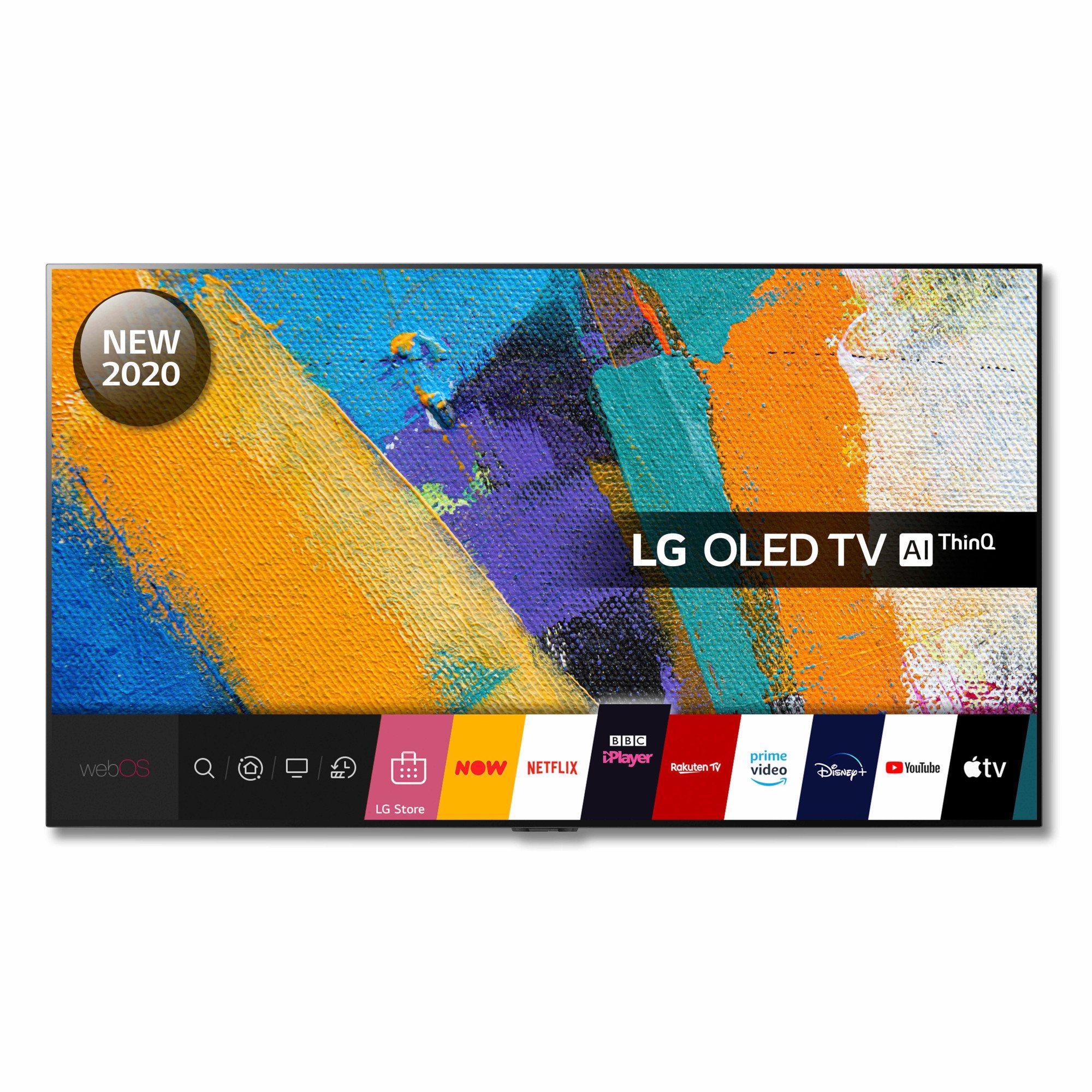 LG OLED55GX6LA With 5yr Guarantee - £1,599 @ Hughes (+£100 Gift Card)