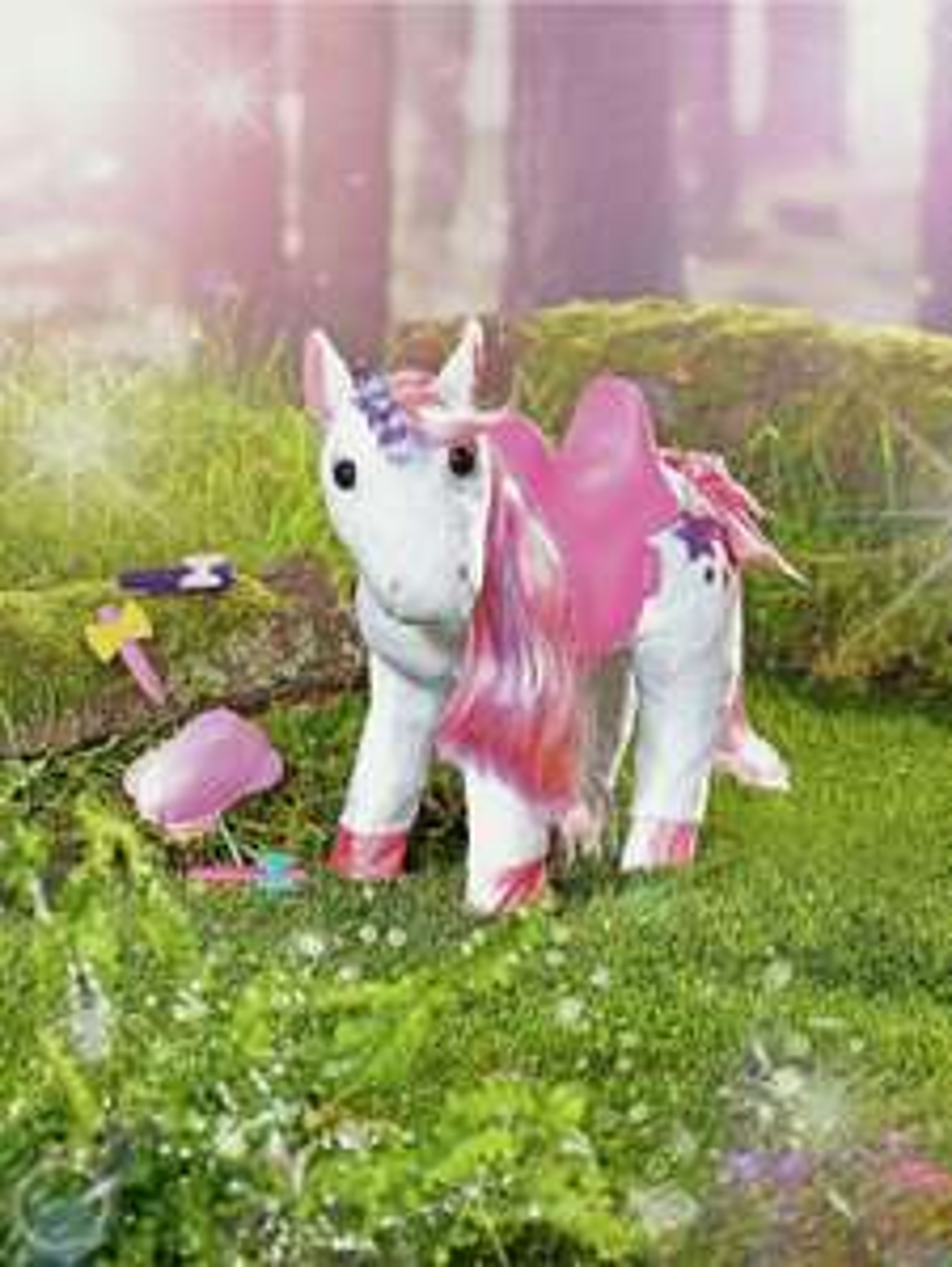 Argos eBay Baby Born Animal Friends Unicorn £17.99 delivered @ Argos / Ebay