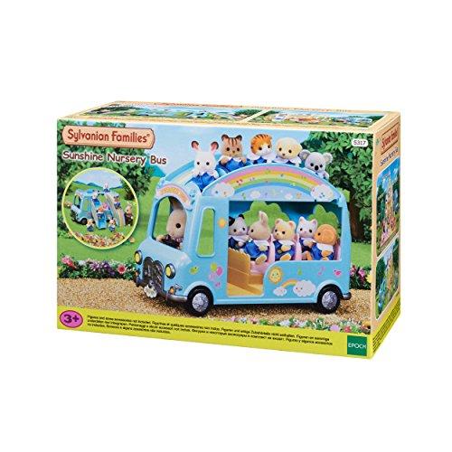 Sylvanian Families - Sunshine Nursery Bus £13.99 + £4.49 NP @ Amazon