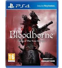 Bloodborne GOTY Edition P £12.89 Sat PS Store