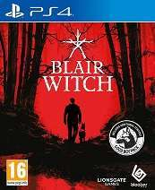 Blair Witch PS4 / The Sinking City PS4 ex rental £9.99 @ boomerang