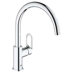 Grohe Start Loop Kitchen Monobloc Tap + 5 years guarantee - £52 instore @ B&Q