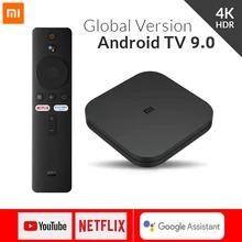 Xiaomi Mi Box S 4K Ultra HD Android TV 9.0 HDR £36.11 Delivered using code @ AliExpress / Xiaomi MC Store