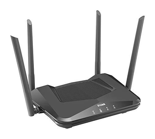 D-Link DIR-X1560 EXO AX1500 Wi-Fi 6 Router - £67.99 @ Amazon