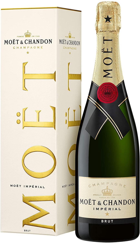 Moët & Chandon Impérial Brut NV Champagne Gift Box 75cl - £29 Amazon