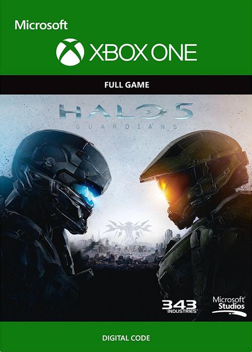 Halo 5: Guardians -- Xbox One / Xbox Series X - £7.29 @ CDKeys