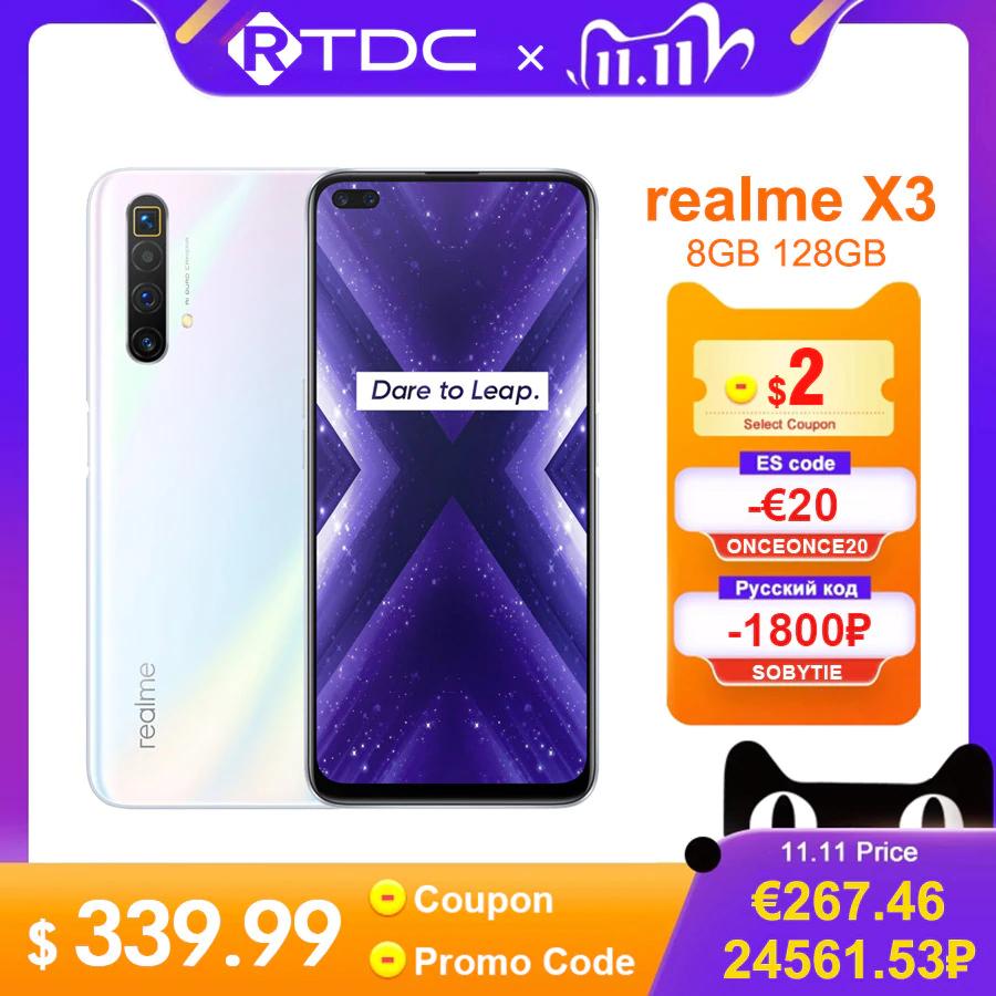 Realme X3 Superzoom 12gb Ram 256gb storage £275.55 RTDC Store Aliexpress