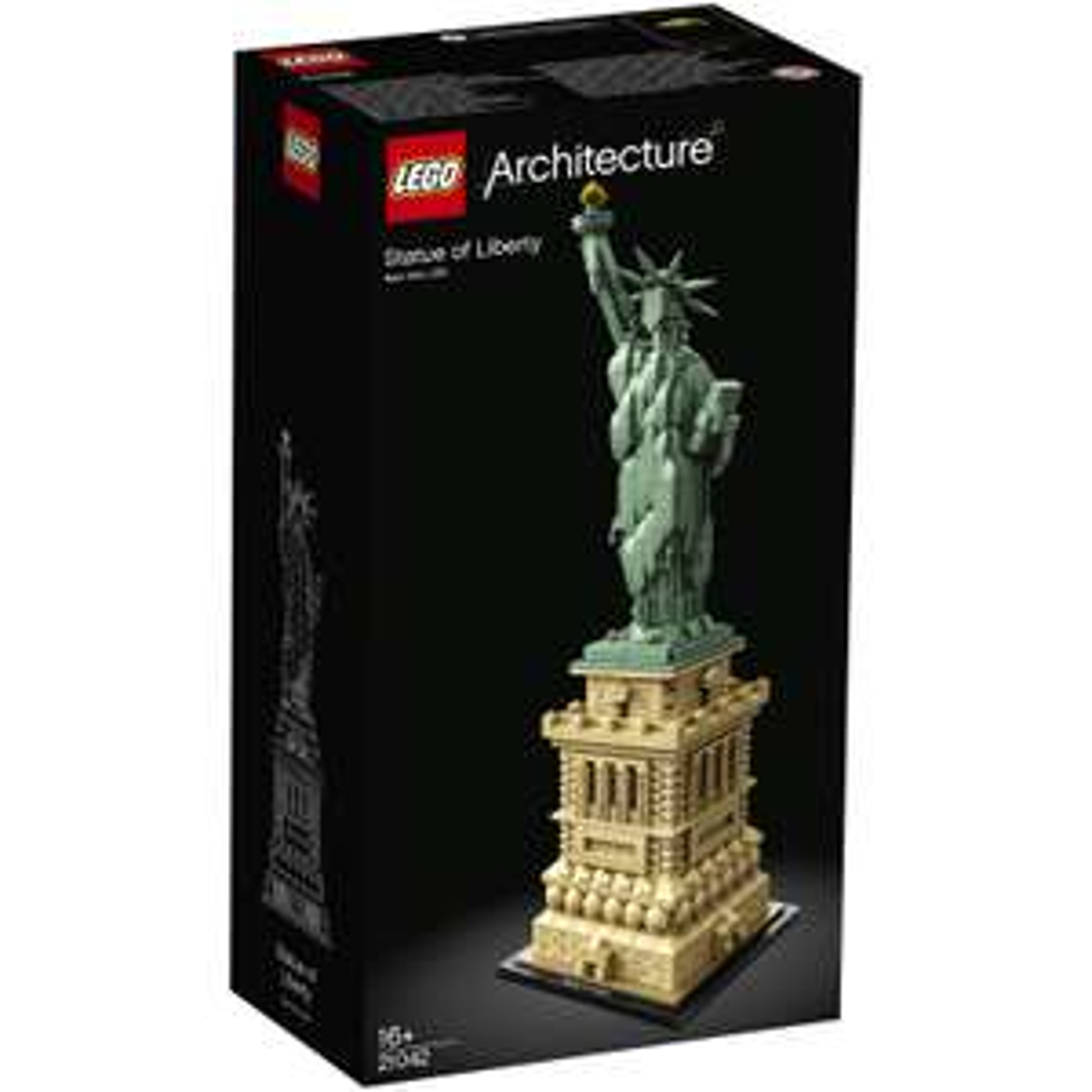 LEGO Architecture: Statue of Liberty Building Set (21042) £66.95 delivered @ Zavvi