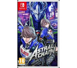 [Nintendo Switch] Astral Chain - £29.97 C&C @ Currys PC World