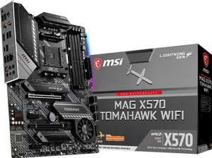 MSI MAG X570 TOMAHAWK WIFI £193.64 (£182 including £10 MSI Cashback and 0.85% TCB) @ CCL