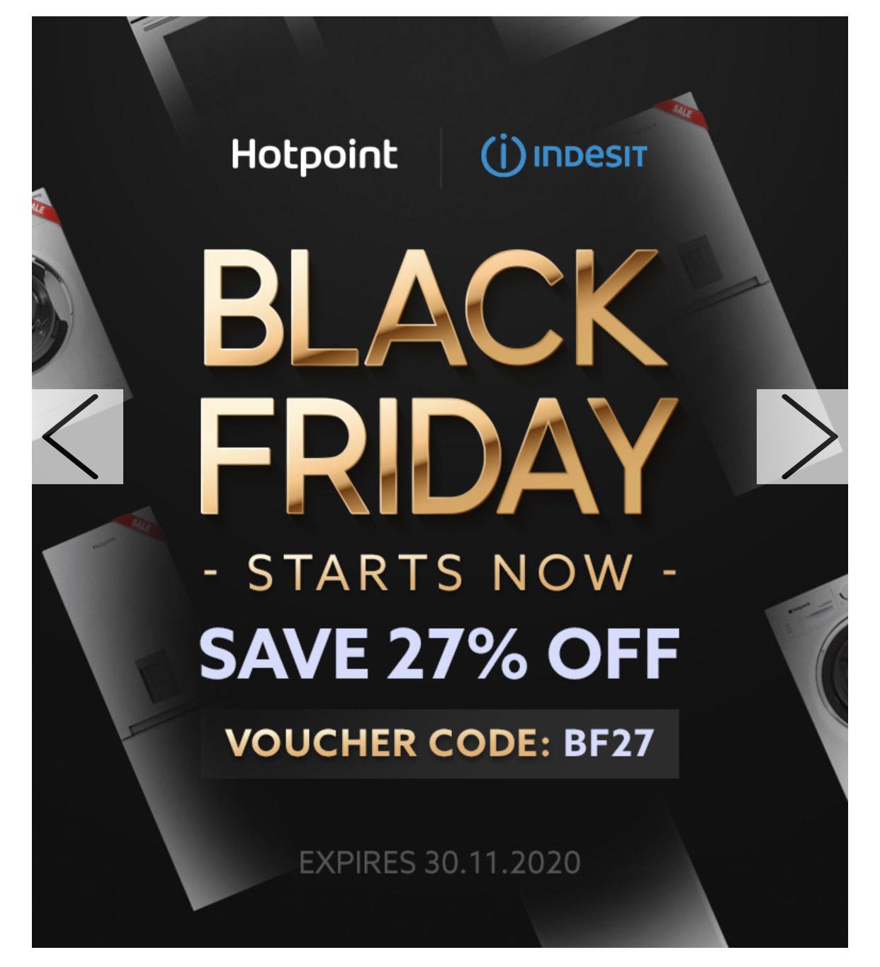 Hotpoint, Indersit, KitchenAid Appliances - Up to 27% Off @ Privilege Purchase Club