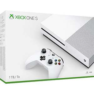 Xbox One S 1TB + White Xbox Controller, 1 month Game Pass & 14 days Live Gold £201.50 @ Amazon - Dispatched from and sold by Shop4World