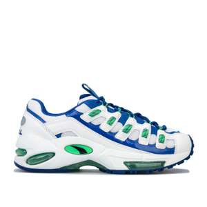 Mens Puma Cell Endura Patent 98 Trainers in Puma White / Andean Toucan £22.79 Delivered (With Code) @ Get The Label