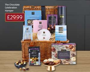 Aldi Christmas Hamper from £29.99 available now Aldi Online Exclusive