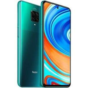 "Xiaomi Redmi Note 9 Pro Tropical Green 6.67"" 64GB 6GB 4G Dual SIM Unlocked & SIM Free Smartphone - £179 Delivered @ Laptops Direct"