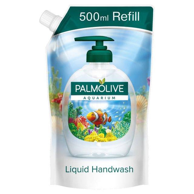 Palmolive Aquarium Handwash Refill 500ml - £1 at Poundland Acton