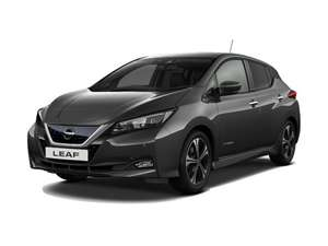 Nissan Leaf N-Connecta PCH Lease 5k miles/year £205.14 on 3 + 23 plus £198 fee £5531.64 @ Nationwide Vehicle Contracts