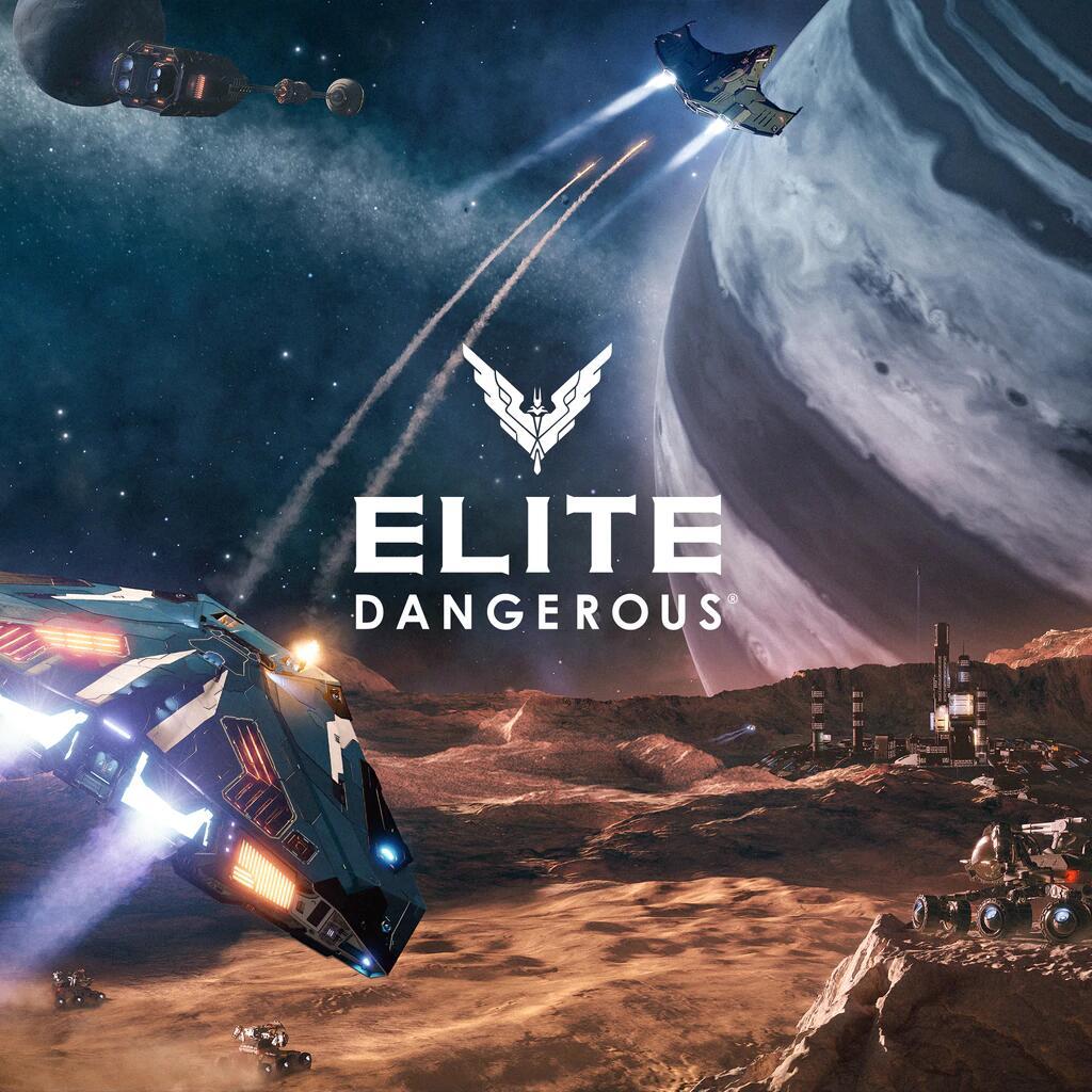 [PC] Elite Dangerous - Free To Keep @ Epic Games