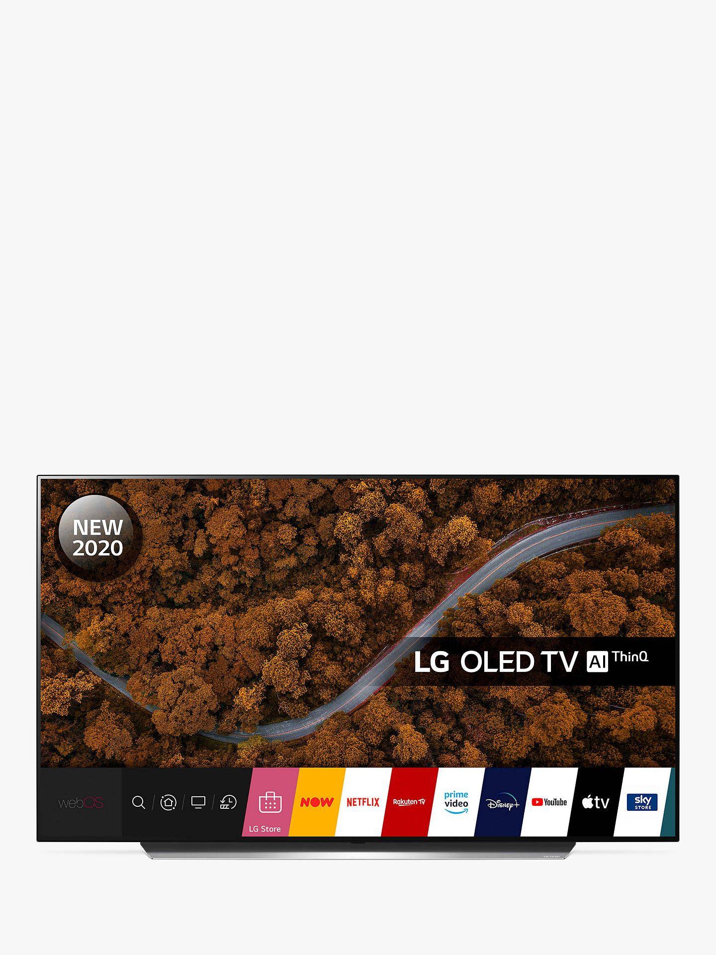 "LG OLED55CX5LB 55"" 4K Ultra HD Smart OLED TV 5 Year Warranty £1199 @ THT Direct"