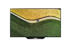 LG OLED65B9PLA 4K OLED TV (5 year warranty) £1499.97 @ Currys PC World (Lisburn, Northern Ireland)