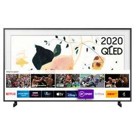 Samsung The Frame QE75LS03T 75'' 4K UHD HDR Smart QLED TV with Apple TV, Freesat HD- £1999 with 6 Yrs warranty @ Richer Sounds