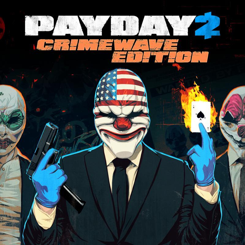PAYDAY 2 - Crimewave Edition (Xbox One) £5.49 @ CDKeys