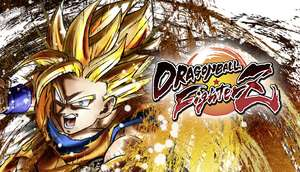 Dragon Ball FighterZ - £7.19, FighterZ Edition - £11.99, Ultimate Edition - £14.07 @ Steam