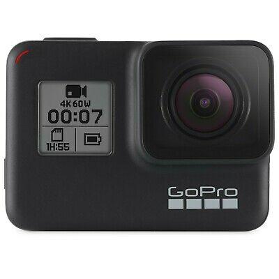 GoPro HERO7 Black Waterproof Action Camera 4K HD 10MP - Certified Refurbished £199 @ GoPro / Ebay