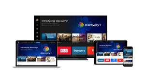 12 Months Free Discovery+ for Sky Q customers @ Sky