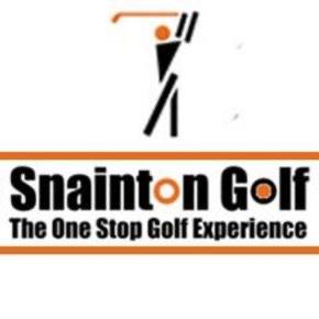 10% off all golf equipment at Snainton Golf