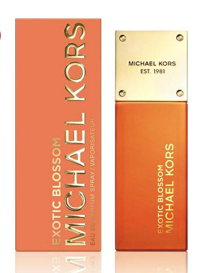 Michael Kors Exotic Blossom Eau de Parfum 50ml £25 + £3.50 at Boots