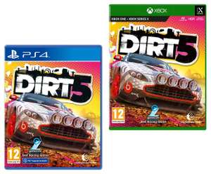 Dirt 5 (PS4 / Xbox One) for £39.99 delivered using code @ Currys PC World