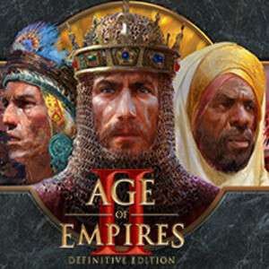 Age of Empires II: Definitive Edition (weekend deal) £10.04 @ Steam