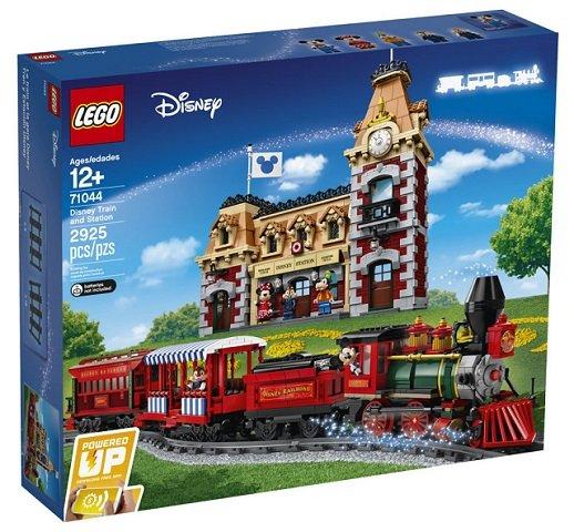 Lego Disney Train 71044 £254.99, Disney Castle 71040 £254.99 and Millennium Falcon 75192 £552.49 + Free Delivery @ shopDisney