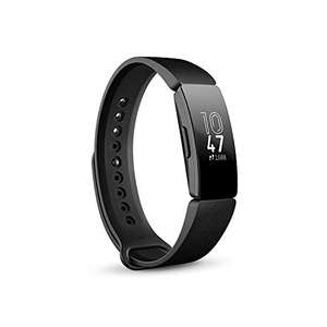 Fitbit Inspire Health & Fitness Tracker with Auto-Exercise Recognition, 5 Day Battery, Sleep & Swim Tracking, Black £49.99 Amazon