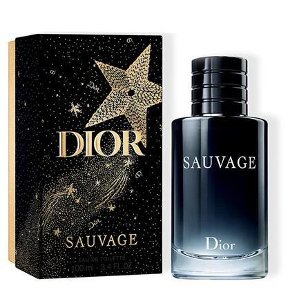 Dior Sauvage Gift Wrapped Eau de Toilette 100ml £50.99 / Eau de Parfum 100ml £67.99 / Free 10ml EDP with non Gift Wrapped @ The Perfume Shop