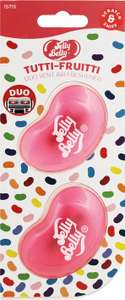 Jelly Belly 15715 3D Gel Mini Vent Air Freshener Duo Pack - £2.67 @ Amazon / Sold by B and B Components