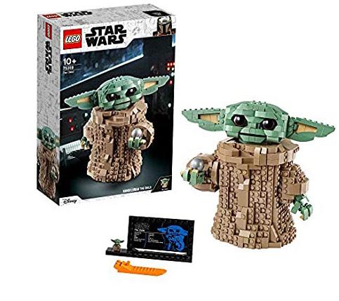 LEGO 75318 Star Wars: The Mandalorian Child - £61.95 @ Amazon