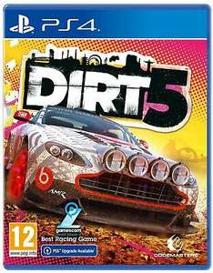 Dirt 5 [PS4 with free PS5 upgrade] £39.99 delivered using code @ eBay Boss Deals