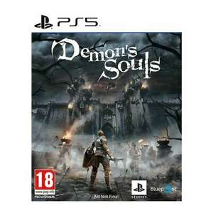 Demon's Souls (PS5) £59.16 delivered using code @ TheGameCollection / eBay